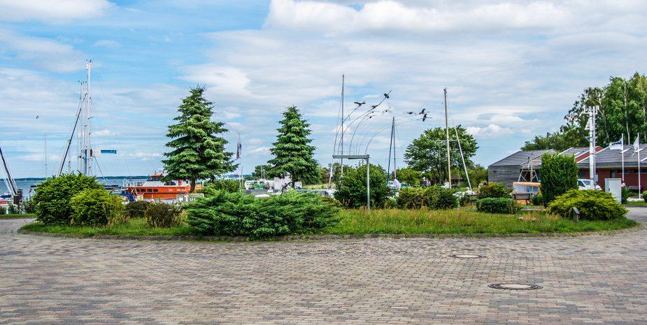 Das Hafen-Rondell